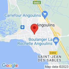 Carte / Plan Angoulins