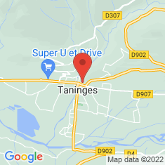 Carte / Plan Taninges