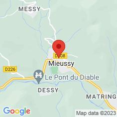 Carte / Plan Mieussy