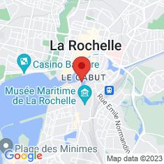 Carte / Plan Musée maritime de La Rochelle