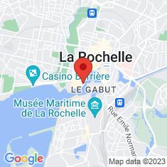 Carte / Plan Tour de la Chaîne