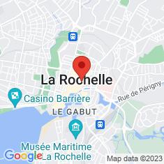 Carte / Plan La Rochelle
