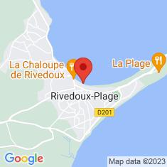 Carte / Plan Rivedoux-Plage