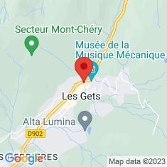 Carte / Plan Les Gets