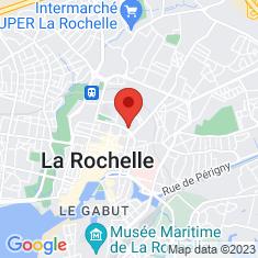 Carte / Plan Église Notre-Dame-de-Cougnes