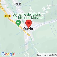 Carte / Plan Morzine