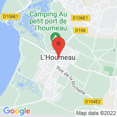 Carte / Plan L'Houmeau