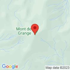 Carte / Plan Mont de Grange