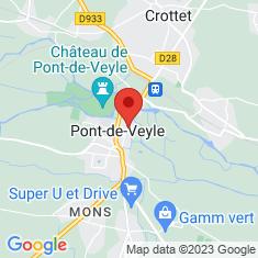 Carte / Plan Pont-de-Veyle