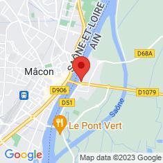 Carte / Plan Saint-Laurent-sur-Saône