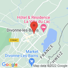 Carte / Plan Divonne-les-Bains
