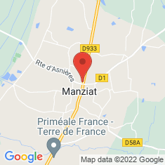 Carte / Plan Manziat