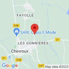 Carte / Plan Ferme du Mont