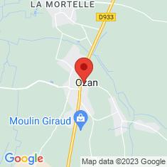 Carte / Plan Ozan