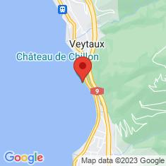 Carte / Plan Château de Chillon