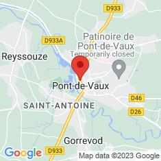 Carte / Plan Musée Chintreuil
