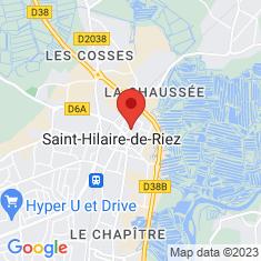 Carte / Plan Saint-Hilaire-de-Riez