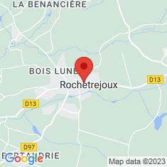 Carte / Plan Rochetrejoux