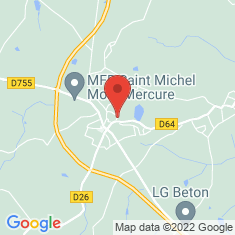 Carte / Plan Saint-Michel-Mont-Mercure