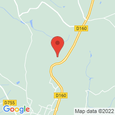 Carte / Plan Mont des Alouettes