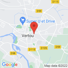 Carte / Plan Vertou