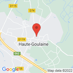 Carte / Plan Haute-Goulaine