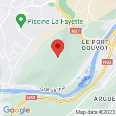 Carte / Plan Fort de Planoise