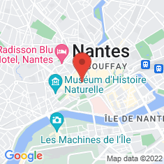 Carte / Plan Place Royale (Nantes)