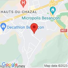 Carte / Plan Piscine-Patinoire Lafayette