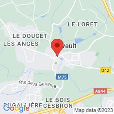 Carte / Plan Orvault