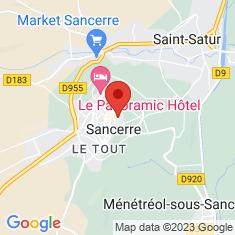 Carte / Plan Tour des Fiefs