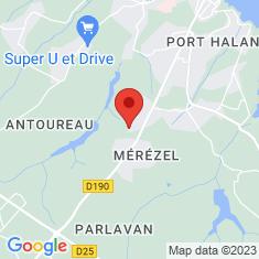 Carte / Plan Belle-Île-en-Mer