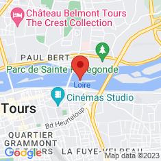 Carte / Plan Val de Loire