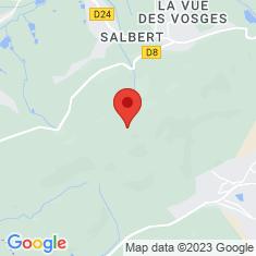 Carte / Plan Fort du Salbert