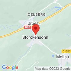 Carte / Plan Storckensohn