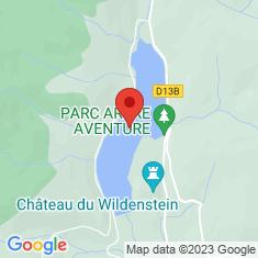 Carte / Plan Lac de Wildenstein