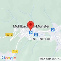 Carte / Plan Muhlbach-sur-Munster