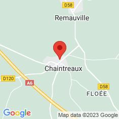 Carte / Plan Chaintreaux