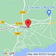 Carte / Plan Crozon