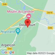 Carte / Plan Nigloland
