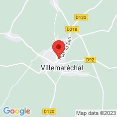 Carte / Plan Villemaréchal