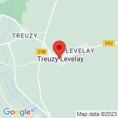 Carte / Plan Treuzy-Levelay