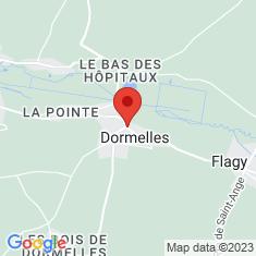 Carte / Plan Dormelles