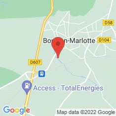 Carte / Plan Bourron-Marlotte