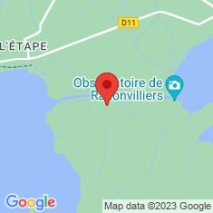 Carte / Plan Lacs Amance et du Temple