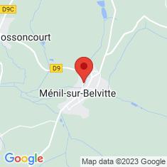 Carte / Plan Ménil-sur-Belvitte