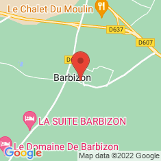 Carte / Plan Barbizon