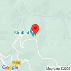 Carte / Plan Camp de concentration de Natzwiller-Struthof