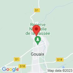 Carte / Plan Gouaix