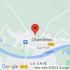 Carte / Plan Chartrettes
